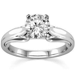 Jewelry - 2 ct sparkling diamond anniversary ring white gold